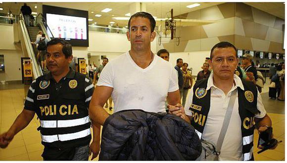 El empresario Gil Shavit fue condenado como colaborador eficaz. (Foto: GEC)