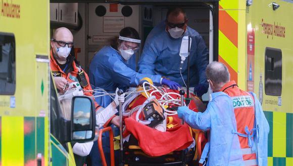 Coronavirus en Reino Unido | Últimas noticias | Último minuto: reporte de infectados y muertos hoy, sábado 2 de enero del 2021. (Foto: RUTERS/Hannah McKay).