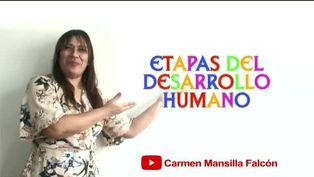 Dos minutos para aprender: Etapas del desarrollo humano