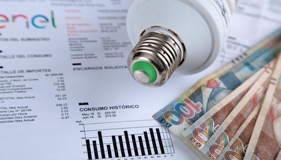 El Bono de Electricidad de 160 soles permitirá a las familias más vulnerables a cubrir el pago de los recibos de luz emitidos desde marzo. (Foto: GEC)
