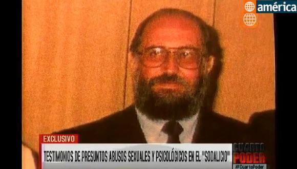 Sodalicio: Fiscalía abrió investigación de oficio a Figari