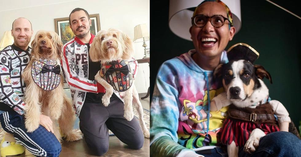 En el Día Mundial del Perro, rescatamos algunas postales de las redes sociales de nuestros diseñadores peruanos favoritos con sus fieles compañeros de cuatro patas. (Fotos: Instagram)