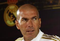 """Zidane opinó sobre los problemas en Barcelona: """"Todos los clubes tienen sus cosas"""""""