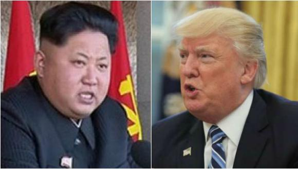 Corea del Norte: Misil con el que se mofó de EE.UU. falló