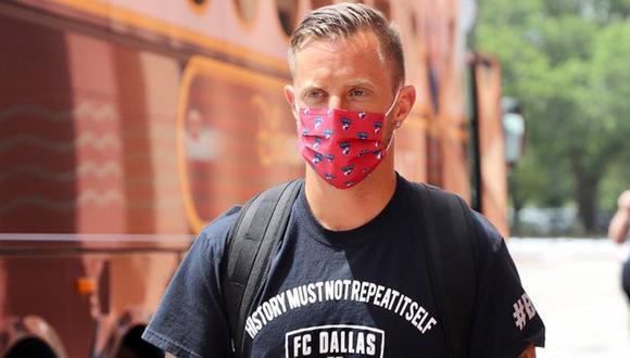 FC Dallas anunció 10 casos de coronavirus en su plantel. (Foto: FC Dallas)