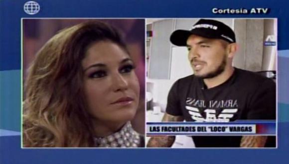 """Tilsa Lozano: """"Me da gusto que Juan Manuel Vargas sea feliz"""""""