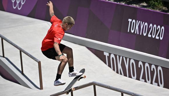 Angelo Caro en Tokio 2020: el deportista peruano consiguió se quedó con el  quinto lugar en la final de skate en Juegos Olímpicos | nczd |  DEPORTE-TOTAL | EL COMERCIO PERÚ