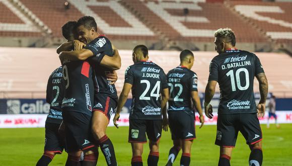 Chivas no pudo sumar en su visita ante Atlético San Luis por la fecha 3 del Clausura 2021 de la Liga MX. (Foto: Twitter Atlético San Luis)