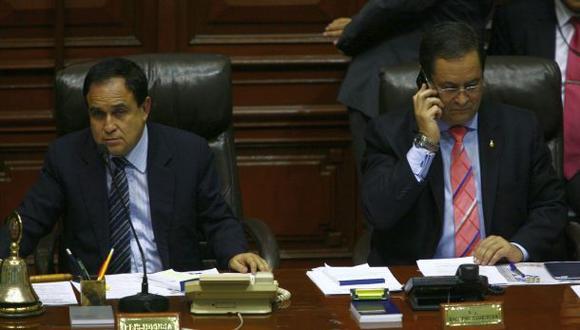 Otárola: No veo una alianza entre Iberico y el fujimorismo