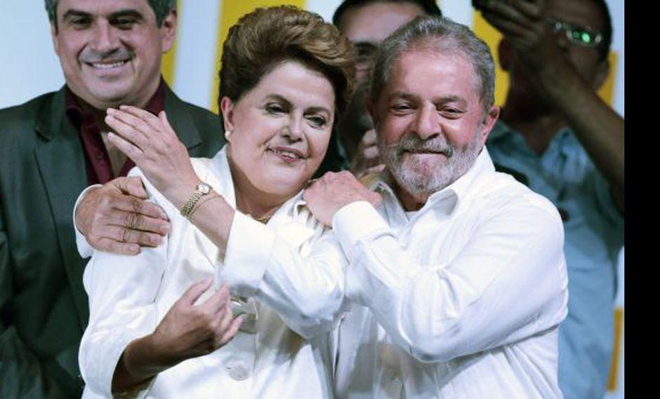 Brasil: Dilma llama a la unión y al diálogo en primer mensaje