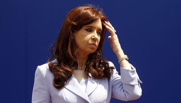 Cristina Kirchner denuncia intoxicación de empleados domésticos tras allanamiento. (Foto: Rueters)