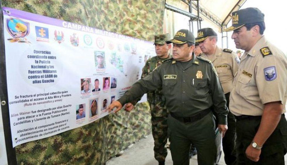 (Foto: Policía Nacional de Colombia)