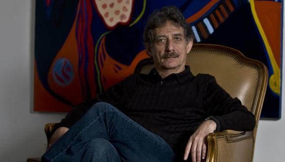 Escritor peruano Isaac Goldemberg (Foto: El Comercio)