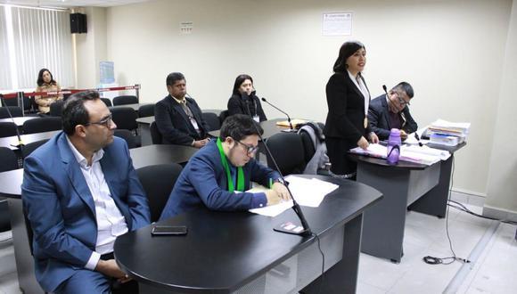 En septiembre del 2019, el Poder Judicial ordenó 18 meses de prisión preventiva para Víctor Manuel Belaunde Gonzales, excandidato por Acción Popular. (Foto: Andina)
