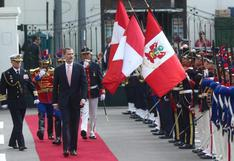 El rey de España Felipe VI viajará al Perú para asistir a la investidura de Pedro Castillo