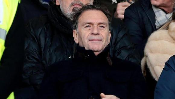 Massimo Cellino, presidente del Brescia, pidió cancelar la Serie A italiana. (Foto: EFE)