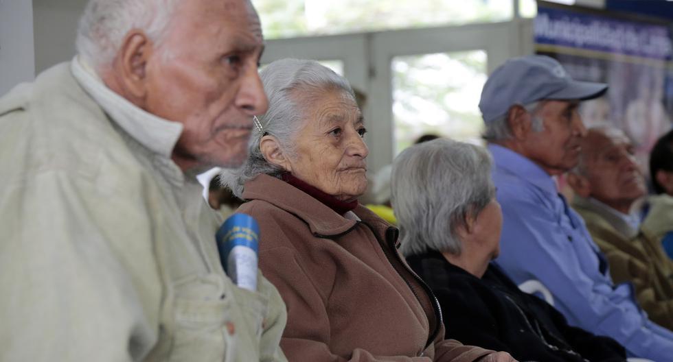 La anemia también está presente en los adultos mayores.