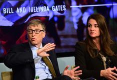 """Bill y Melinda Gates: acuerdo de divorcio muestra un """"trabajo ejemplar para resolver sus problemas"""""""