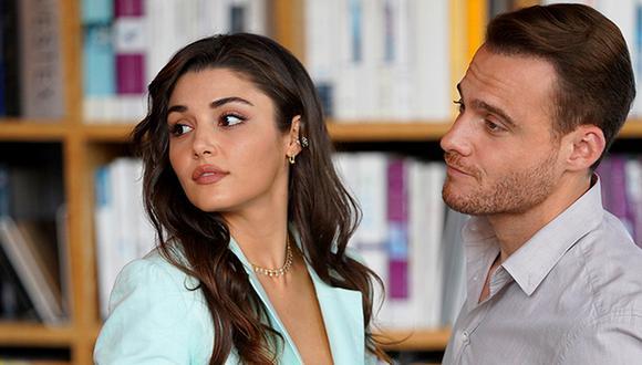"""La telenovela turca podría dirigirse a su final. ¿Cuándo terminará """"Love Is in the Air""""? (Foto: MF Yapim)"""