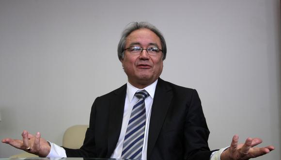 El también ex ministro afirmó que es sumamente importante que el nuevo Gabinete pueda establecer un diálogo con todas las fuerzas políticas que defina las más convenientes propuestas para el Perú. (Foto: Archivo El Comercio)