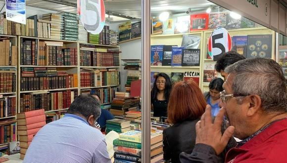 La Feria del Libro Ricardo Palma anunció que postergará su edición número 41 debido a la coyuntura. (Foto: @feriaricardopalma)