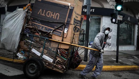 Coronavirus en Argentina   Ultimas noticias   Último minuto: reporte de infectados y muertos martes 23 de junio del 2020   Covid-19   (Foto: EFE/ Juan Ignacio Roncoroni).
