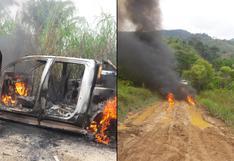Vraem: dos fallecidos tras emboscada a patrulla policial