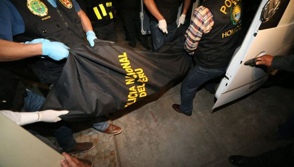 La Policía llevó el cuerpo del niño a la Morgue para que se le practique la necropsia. (Imagen referencial/Archivo/GEC)