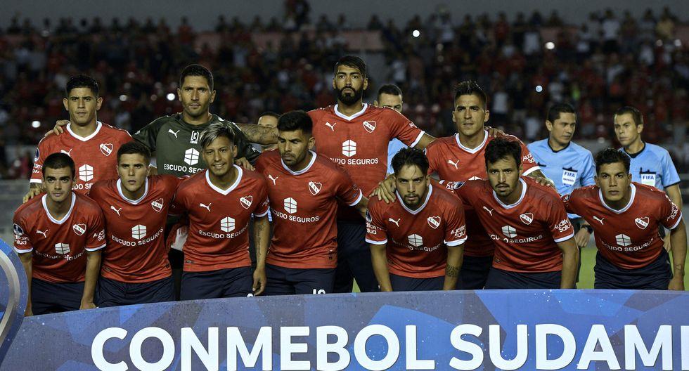 Independiente de Avellaneda ocupa la sexta casilla con 60, 51 millones de dólares. (Foto: AFP)