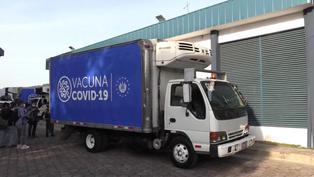 El Salvador envía más de 30 mil vacunas contra la COVID-19 a Honduras