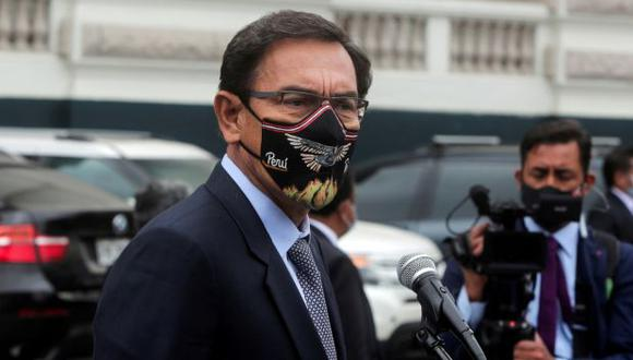 Martín Vizcarra solicitó la reprogramación de la sesión de la Subcomisión de Acusaciones Constitucionales, sin embargo, esto fue rechazado. (Foto Reuters / Sebastián Castañeda)
