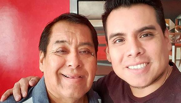 Víctor Yaipén, líder de la orquesta 'Candela', perdió parte del pie a causa de la diabetes. (Foto: @victoryaipenoficial)