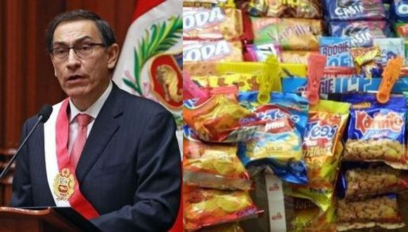 Salinas comentó que el presidente Vizcarra firmaría la observación a la referida ley.