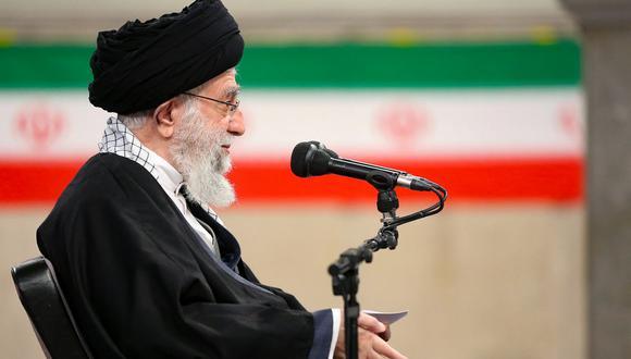Alí Jamenei: Irán volverá al acuerdo nuclear cuando Estados Unidos levante las sanciones. (AFP).