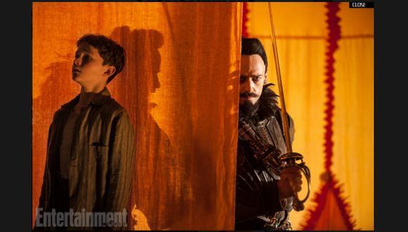 Hugh Jackman lucirá así como el villano de filme de Peter Pan