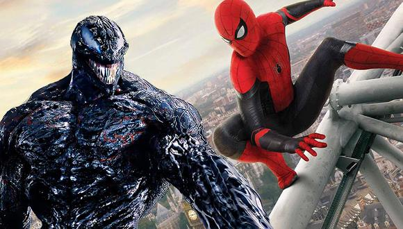 Spiderman y Venom podrían reencontrarse en un mismo film. (Foto: Wipy.tv)