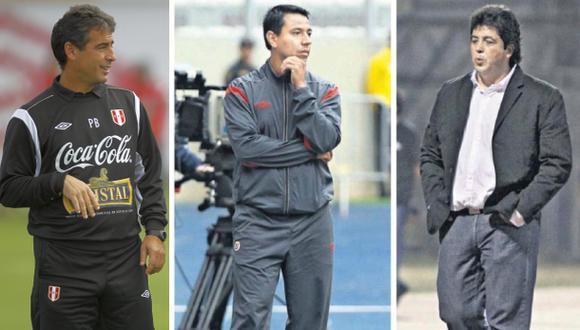 Bengoechea, Solano o Rivera ¿Quién será técnico de la Sub 20?