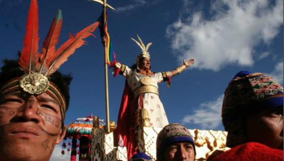 En el 2001 el Inti Raymi fue declarado Patrimonio Cultural de la Nación, así como Acto Oficial y Principal Ceremonia Ritual de Identidad Nacional. (Foto: Renzo Guerrero/El Comercio)