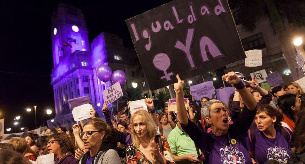 España espera repetir una jornada histórica este 8 de marzo. (Foto: EFE)