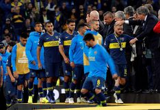 Boca Juniors y el día que perdió la final de la Copa Libertadores frente a River Plate | FOTOS