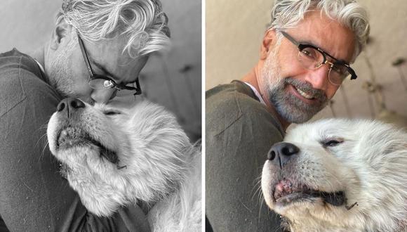 """Alejandro Fernández cuenta de la muerte de su perrita por 15 años llamada """"Coco"""". (Foto: Instagram / @alexoficial)."""