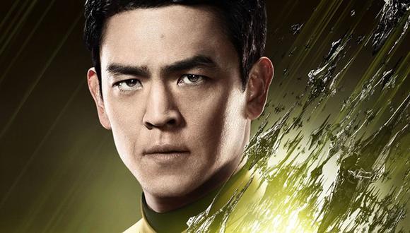 """""""Star Trek """": Sulu es el primer personaje homosexual de la saga"""