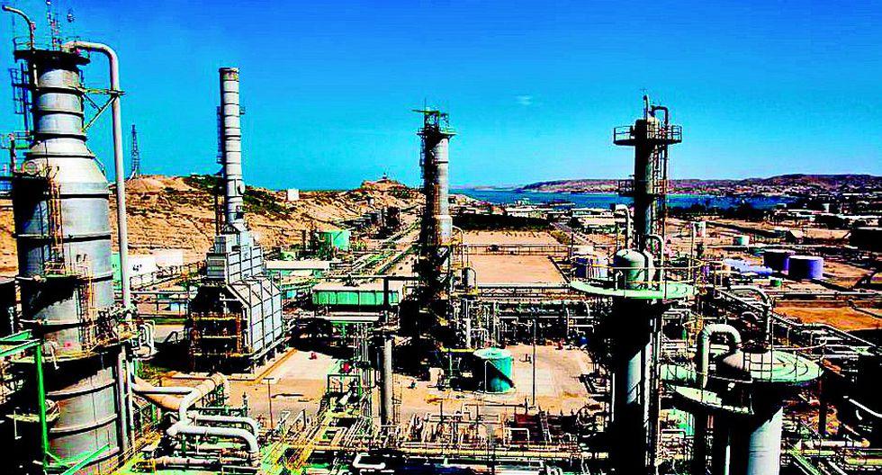 PetroPerú indicó que al 14 de febrero el avance físico de obras en la nueva refinería en Talara es de 86,79%.