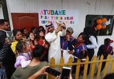 El insólito caso de Yaqoob Mubarak, el árabe que regala dinero en el Perú | CRÓNICA