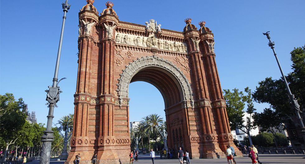 Monumentos famosos: Conoce los arcos más hermosos del mundo - 3