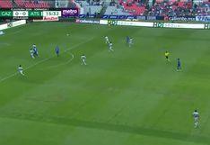 Cruz Azul vs. Atlas: Elías Hernández marcó el 1-0 con un tremendo golazo desde fuera del área [VIDEO]