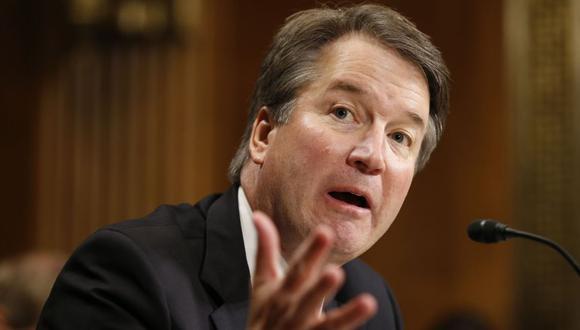"Demócratas sugieren que FBI encontró indicios de ""mala conducta"" de Kavanaugh (Foto: AFP)"