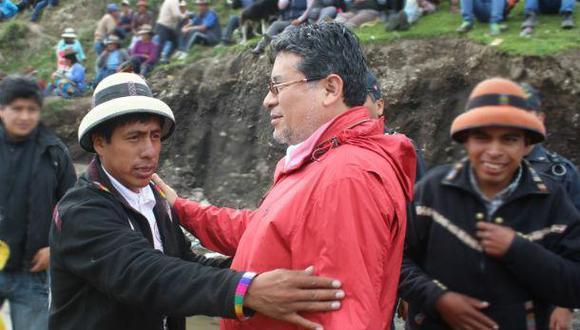 Apurímac: suspenden orden de captura contra alcalde Cotabambas