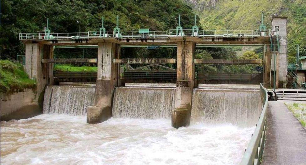Central Hidroelectrica Chadin II