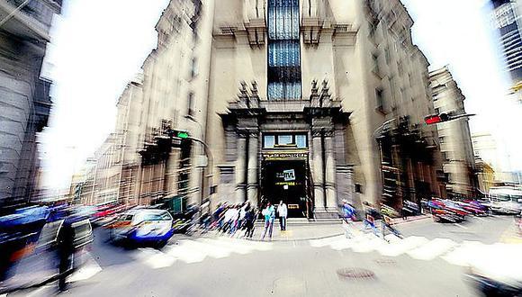 La Bolsa de Valores de Lima abrió al alza, pese a caer más de 10% en el año. (Foto: GEC)